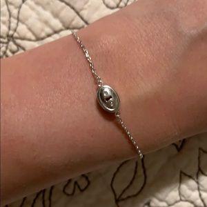 Fossil Keyhole bracelet